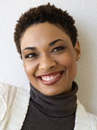 natural hair styles for black women over fifty best short natural haircut heart faces african american hair