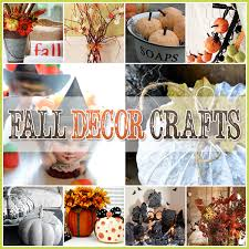 Fall Decor Diy - 30 fall decor craft projects diy u0027s that are easy and fun the