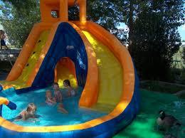 fun backyard water toys outdoor furniture design and ideas