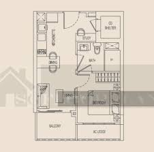 cardiff residence floor plan cardiff residence d19 condominium for sale 75772462