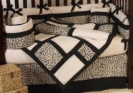 Cheetah Print Crib Bedding Animal Print Safari Jungle Baby Boy Or Unisex Neutral Bedding