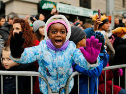stunning photos of the macy s thanksgiving day parade insider