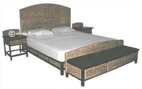 tropical bedroom furniture export bali
