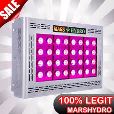 epistar led grow light mars hydro mars pro ii epistar 160 led grow light best for veg