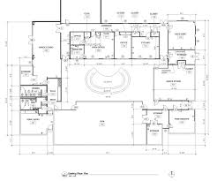 Dance Studio Floor Plan Cadpros Drafting As Builts