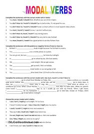 Gerund Or Infinitive Worksheet Modal Verbs Class Pinterest English English Grammar And