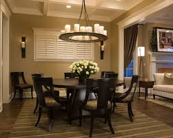 Dark Dining Room Table Round Dining Room Table Houzz