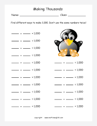 extra math worksheets free worksheets library download and print