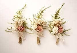 mens boutineer mens wedding boutonniere summer wedding blush boutonniere