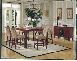 homelegance achillea pub dining table 721 36