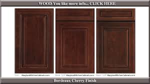 720 u2013 cherry u2013 cabinet door styles and finishes maryland kitchen