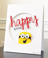 best 25 minion birthday card ideas on pinterest minion card