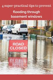 how to prevent flooding through basement window protect all glass