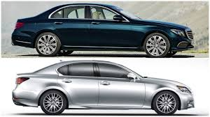 youtube lexus gs 350 f sport 2017 mercedes benz e class vs lexus gs youtube