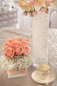Coral Wedding Centerpiece Ideas by Download Lace Wedding Decorations Wedding Corners