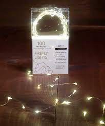 100 count firefly lights craft warehouse