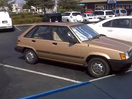 toyota tercel 1985 toyota tercel 5d hb project help toyota nation forum