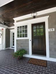 front door colors for gray house cool gray house red front door with best 25 gray exterior houses