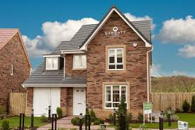 new homes to build barratt homes to build 2 100 new homes in scotland across 13 new