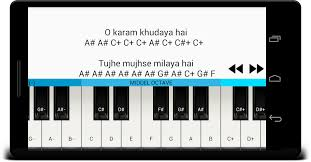 a to z piano notes android apps on google play