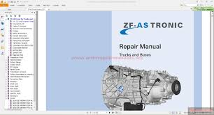 zf as tronic trucks 1327 751 102b 2007 repair manual auto repair