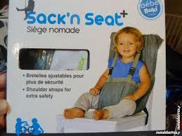 siege nomade b achetez bébé buki occasion annonce vente à pau 64 wb153126027
