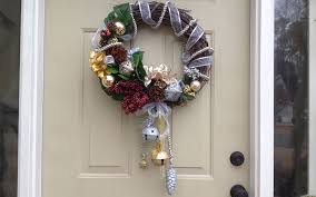 season changing wreath your house a home