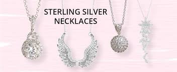 sterling silver necklace wholesale images Wholesale sterling silver necklaces for women new york jpg