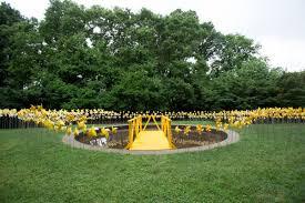 Prospect Park Botanical Garden Prospect Park S Verdant Garden Is Transformed By 7 000 Paper