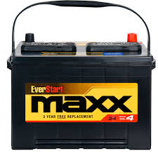 everstart maxx lead acid automotive battery group size 34n