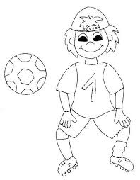 silly boy soccer jersey coloring download u0026 print