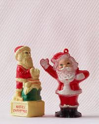 santa collectibles martha stewart