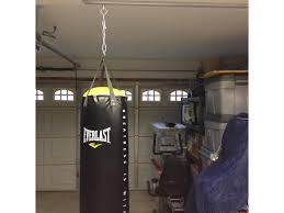 tuffrail collection heavy bag overhead homes garage application
