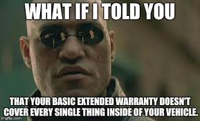 Claims Adjuster Meme - i work as an extended warranty adjuster imgflip