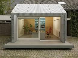backyard garage backyard atelier smooth garage to studio transformation