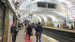 Rome Metro Map by Line B Rome Metro Wikipedia