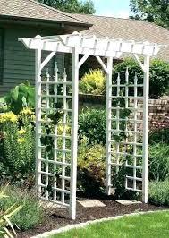 Trellis Garden Ideas Wooden Garden Trellis Wooden Garden Trellis Garden Trellis Fence