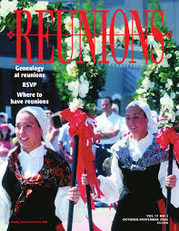 reunions magazine volume 17 number 2 october november 2006 by