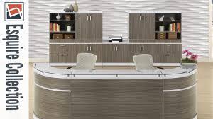 Reception Desks Ireland by Reception Furniture Nbf Signature Series Esquire Collection