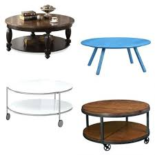 Table Legs With Casters by Side Table Industrial Coffee Table With Wheels Wheeled Coffee