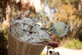 Basket For Wedding Programs Wedding Program Alchemy Hour Designs