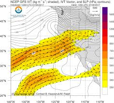 Ucsd Maps Cw3e Ar Update 4 10 January 2017 Outlook U2013 Center For Western