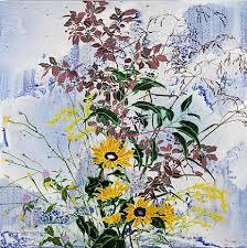 robert kushner wildflowers garden flowers u201d by hannah hoel