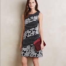 maeve clothing 75 maeve dresses skirts maeve mixed media shift dress