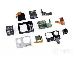 gopro hero3 teardown ifixit