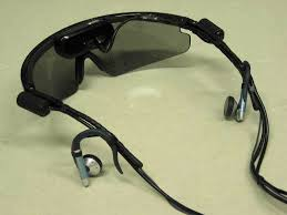 Blind People Glasses Sonar Extension For The Voice Glasses For The Blind