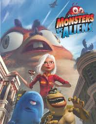 Monster Vs Aliens Halloween by Ultimate Dreamworks Animation Quiz Playbuzz