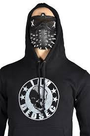 sweater with dogs on it shop dogs 2 wrench i m dedsec logo costume