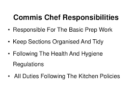 Prep Cook Duties For Resume Executive Chef Job Description Chef Duties Kitchen Helper Job
