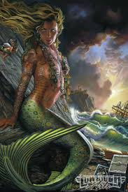 rick rietveld featured artist mermaid art 03 mexican pinterest